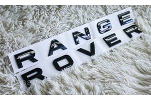 Новые Эмблемы Land Rover Range Rover Sport