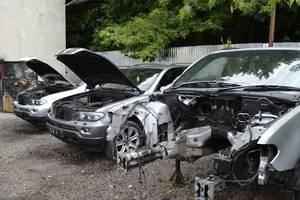 Реле й датчики BMW X5