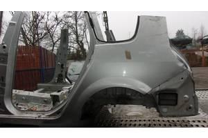 Четверть автомобиля Renault Grand Scenic
