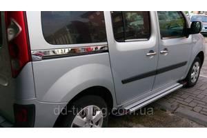 Дверь боковая сдвижная Renault Kangoo