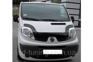 Дефлекторы Renault Trafic