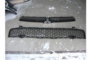 Решётки бампера Mitsubishi Lancer X