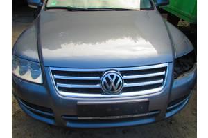 Накладка бампера Volkswagen Touareg