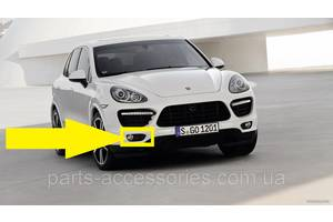 Новые Бамперы передние Porsche Cayenne