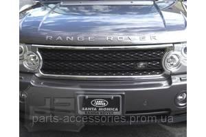 Новые Решётки радиатора Rover Range Rover