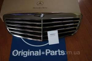 Новые Решётки радиатора Mercedes