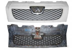 б/у Решётка радиатора Peugeot Boxer груз.