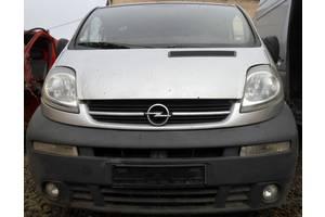 Решётки радиатора Opel Vivaro груз.