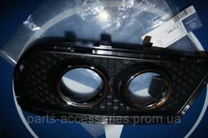 Новые Решётки бампера Mercedes