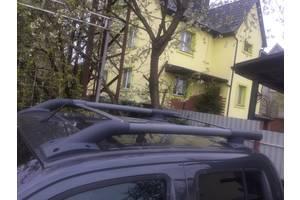 Рейлинги крыши Nissan Navara
