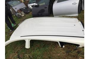 Рейлинги крыши Toyota Rav 4