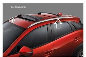 Новые Рейлинги Mazda CX-3