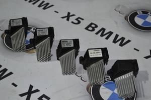 Резистор печки BMW X5