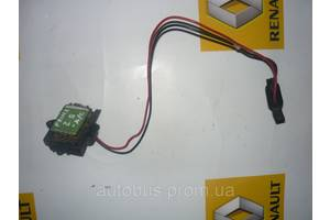 Резистор печки Renault Trafic