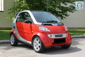 б/у Ручка двери Smart Fortwo