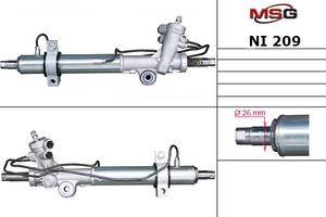 Рулевая рейка Nissan Murano