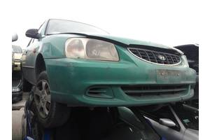 б/у Рулевая рейка Hyundai Accent