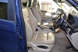 Салон BMW X5
