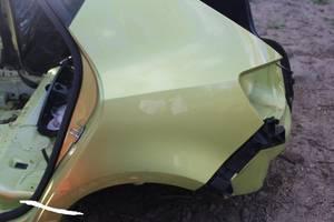 Четверти автомобиля Seat Ibiza