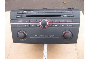 б/у Радио и аудиооборудование/динамики Mazda 3