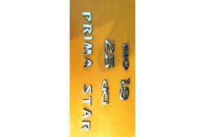 б/у Эмблемы Opel Vivaro груз.