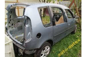 Четверть автомобиля Skoda Roomster