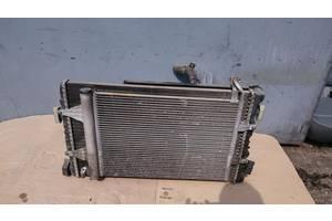 Радиатор Skoda Roomster