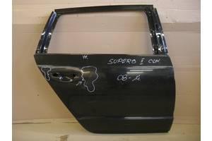 Дверь задняя Skoda SuperB