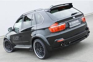 Новые Спойлеры BMW X5