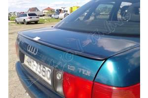 Новые Спойлеры Audi 80