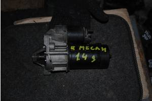 б/у Стартеры/бендиксы/щетки Renault Megane