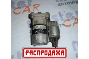 Стартер/бендикс/щетки Renault Megane II