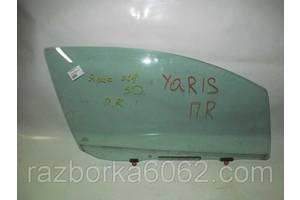 Стекло двери Toyota Yaris