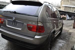 Крышки багажника BMW X5