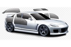 Новые Стекла в кузов Chevrolet Aveo
