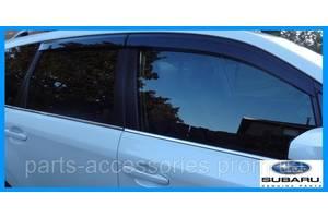 Новые Ветровики Subaru Forester