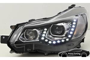 Новые Фары Subaru XV