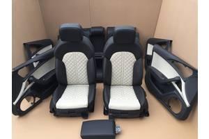 Сидения Audi A6 Avant