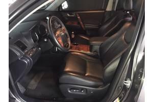 Сидения Toyota Highlander