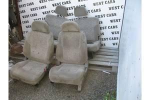 Сиденье Nissan Patrol