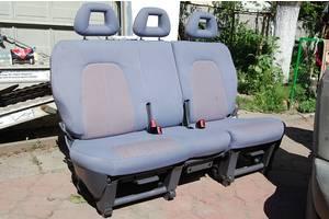 Сидіння Fiat Doblo