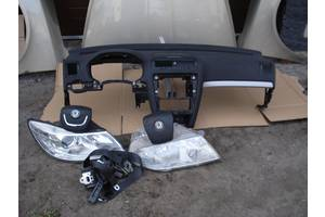 Системы безопасности комплекты Skoda Octavia A5