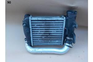 б/у Радиатор интеркуллера Audi A6