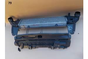 б/у Радиаторы интеркуллера Mercedes C-Class