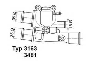 Тосол Fiat Multipla
