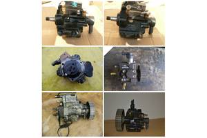 б/у Топливный насос высокого давления/трубки/шест Peugeot Expert груз.