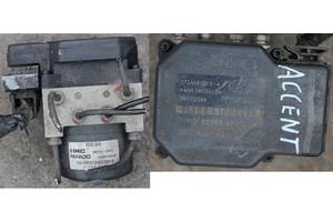 б/у АБС и датчики Hyundai Accent