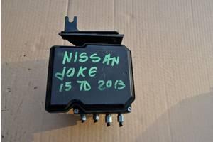 б/у АБС и датчики Nissan Juke