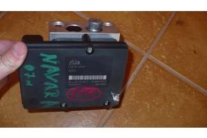 б/у АБС и датчики Nissan Navara