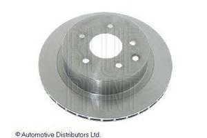 Тормозной диск Nissan Qashqai